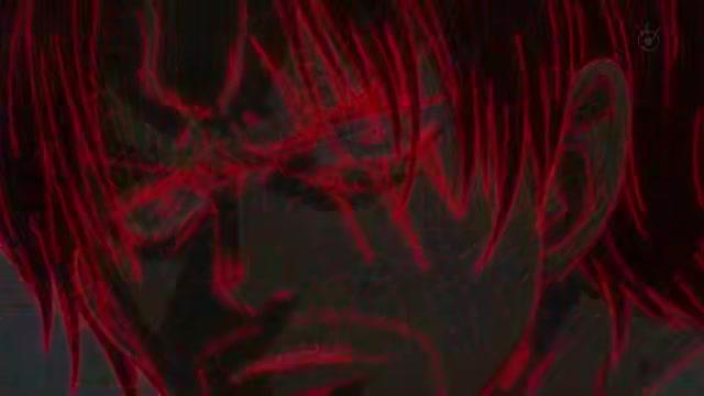 ワンピース ルフィを助けるシャンクス 覇王色の覇気
